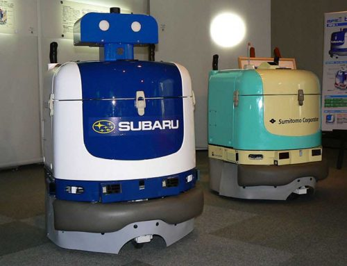Things you probably didn't know about Subaru: